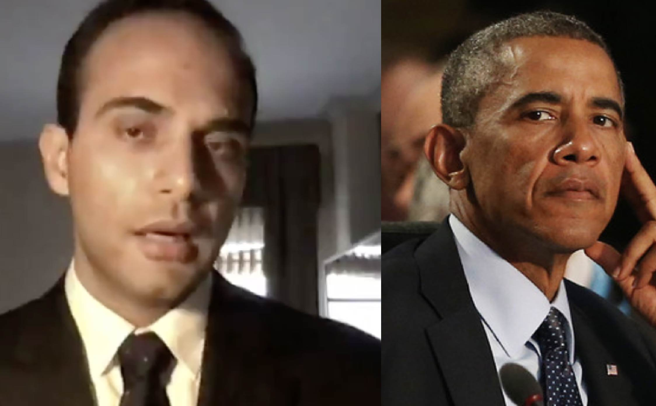 [VIDEO] George Papadopoulos Thinks Today's The Day Obama Will Finally Get What's Coming to Him