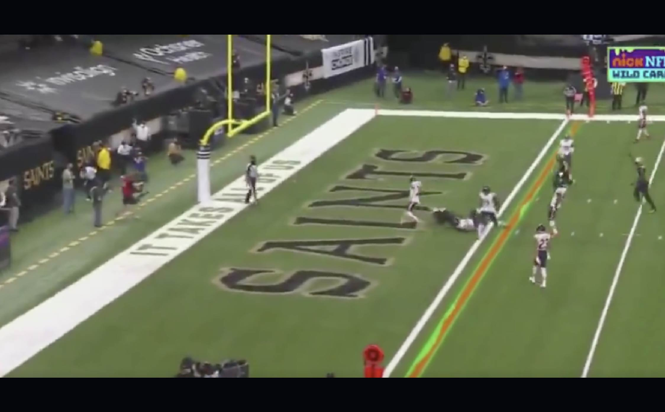 """[VIDEO] NFL Just Unleashed This Shameful Stunt During """"Touchdowns"""" to Attract Viewers"""