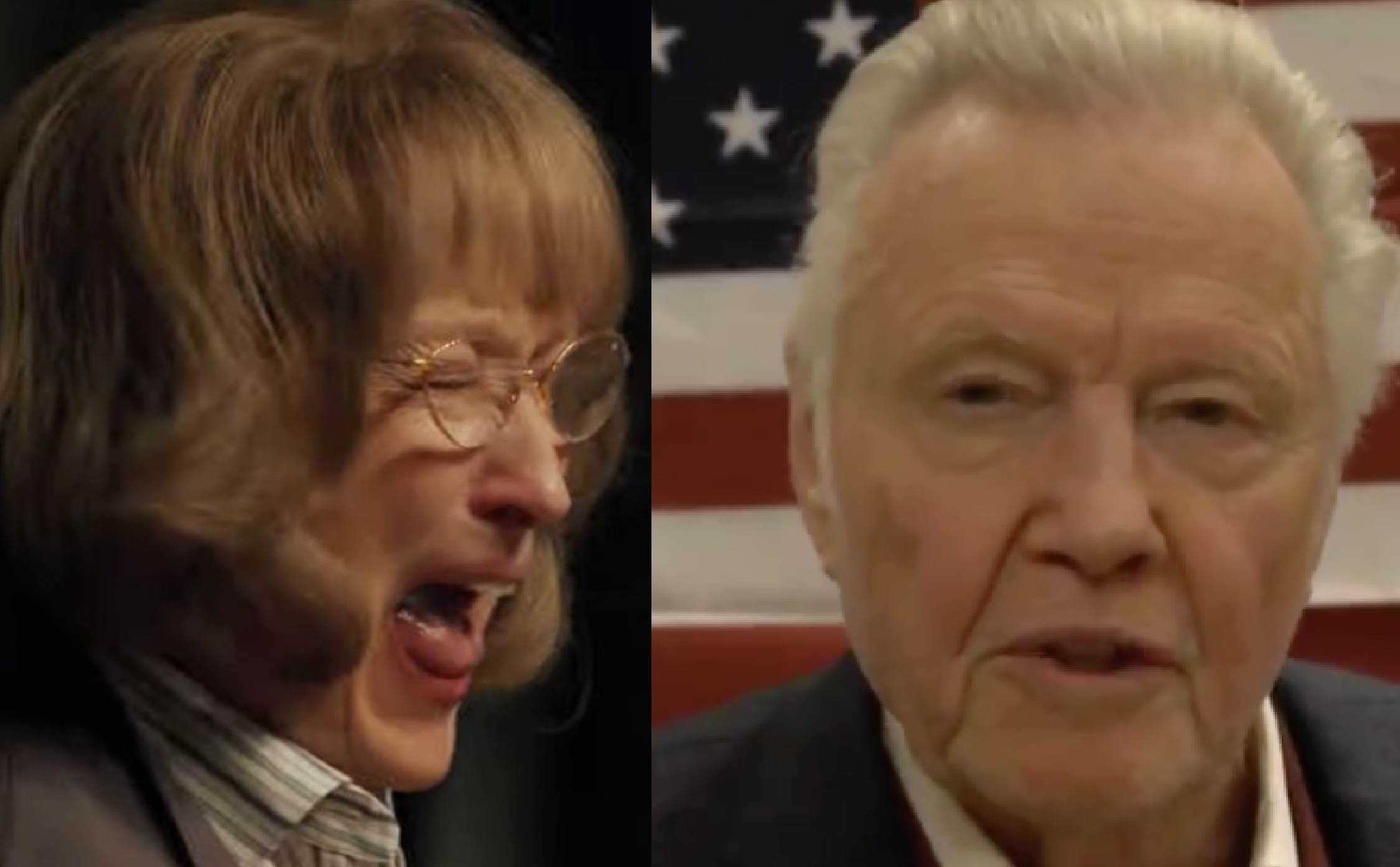 [VIDEO] What Jon Voight Just Said Will Have Hollywood Celebrities Foaming at the Mouth