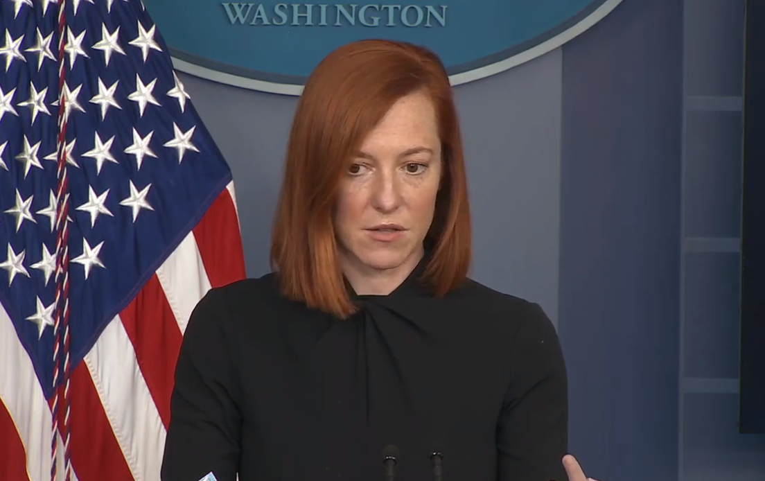 Watch: White House Press Briefing with Jen Psaki, Susan Rice - 1/26/21 [video + notes]