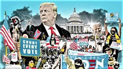 Democracy = Democrats! TIME Lauds Anti-Trump 'Conspiracy to Save the 2020 Election'