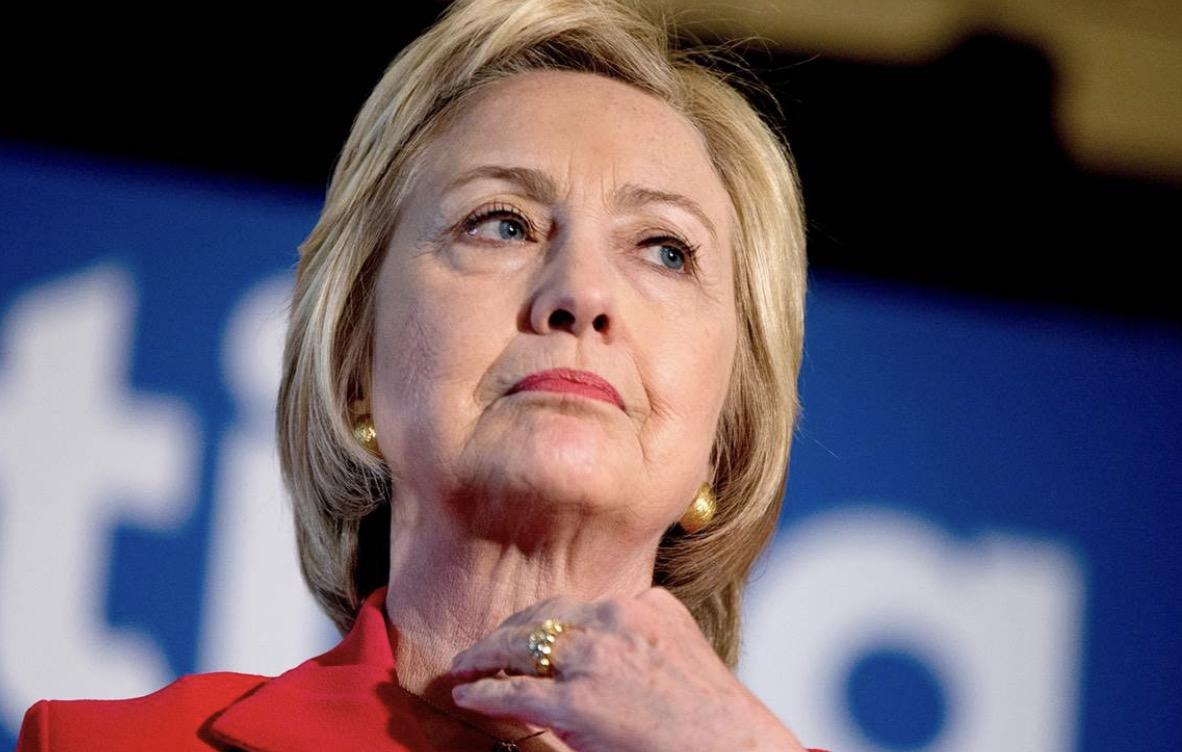 Hillary Clinton's Back and Her Latest Comments on Impeachment Land Her in Dog House