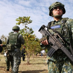 More on Beijing's Gray-Zone Threat to Taiwan