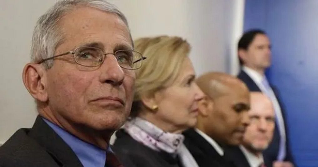 The Flip Flopping Anthony Fauci, Part 5: Young People and Presidential Relationships