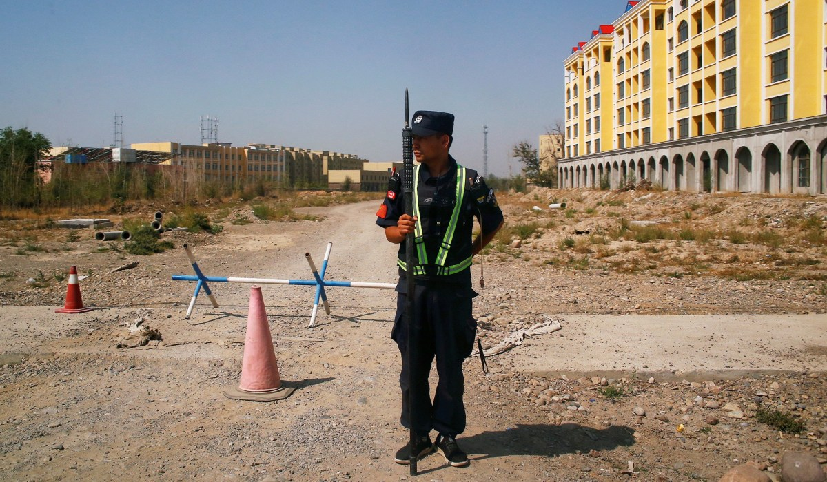 Uyghurs & The West: Their Plight Is a Wake-Up Call