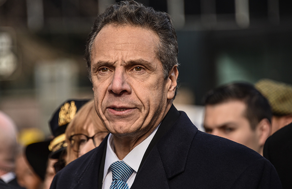 Accuser Lindsey Boylan Says Cuomo Joked He Would 'Mount' Her If He Were A Dog
