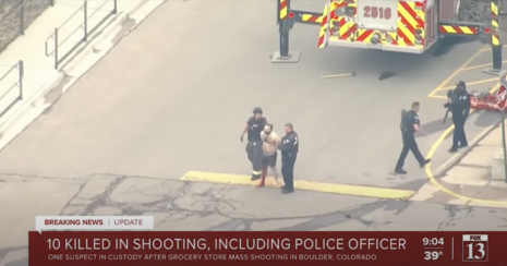 BIG OOPS: Blue-Checks Assume CO Shooter Was 'White Domestic Terrorist' Before Facts Show...He Wasn't