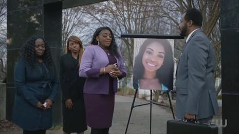 BLM Hero 'Black Lightning' Saves 'Breonna Taylor' From Murderous Cops
