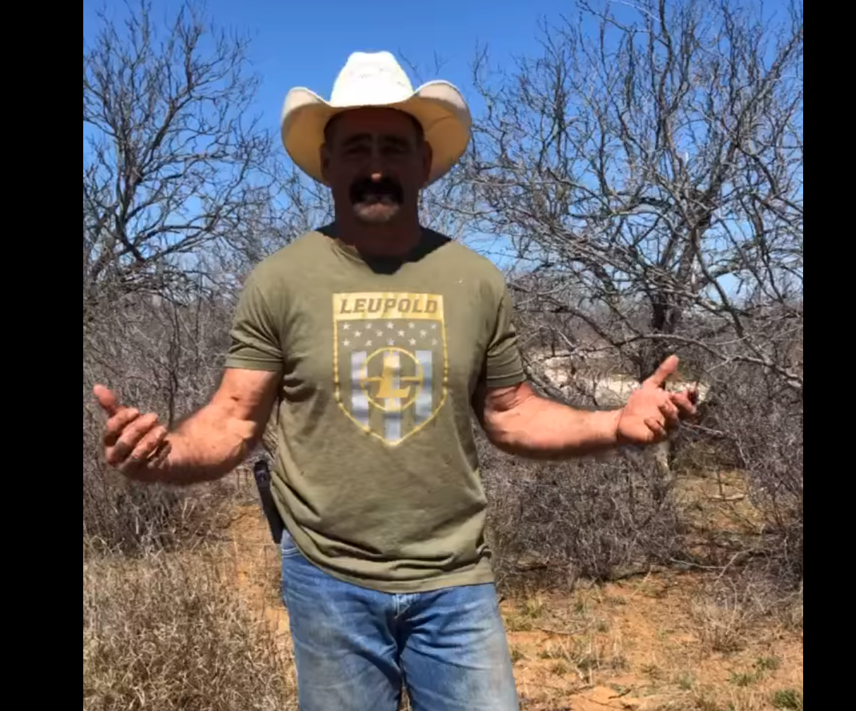 'Border is Under Attack': Rancher Says Illegal Immigrants Repeatedly Causing Property Damage, Trashing Land