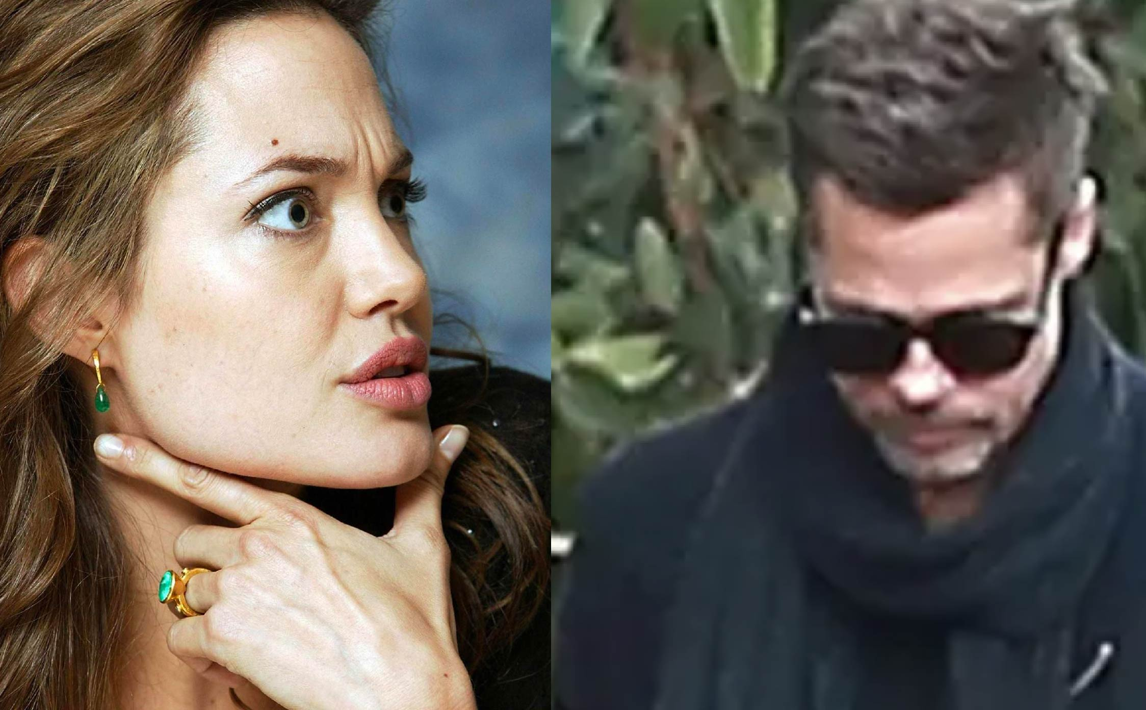Brad Pitt/Angelina Jolie Divorce Just Took a Shocking Turn, as New Allegations Surface