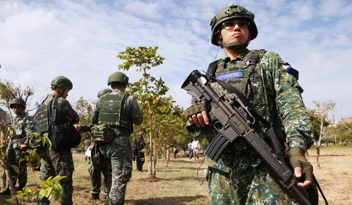 China and Taiwan Conflict: The Emergency, Explained by a Top Commander