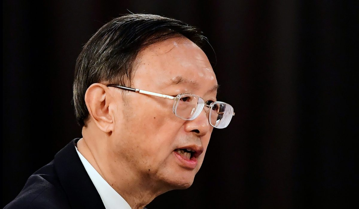 Chinese Officials Open Talks Claiming U.S. Forfeited Authority to Champion Democracy