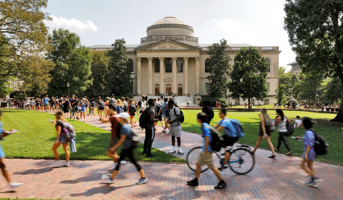 College Officials and the Wasteful 'Edifice Complex'