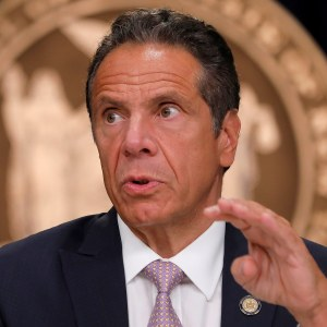 Cuomo's Numbers Slump in New Poll