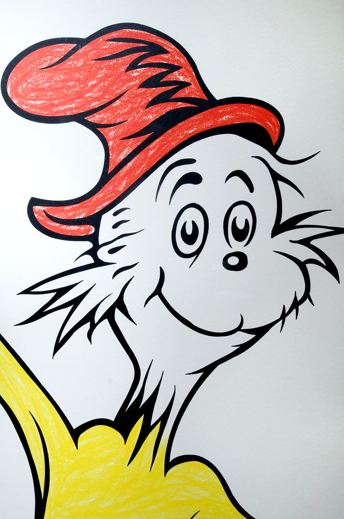 Don't get trapped arguing whether Dr. Seuss is racist.