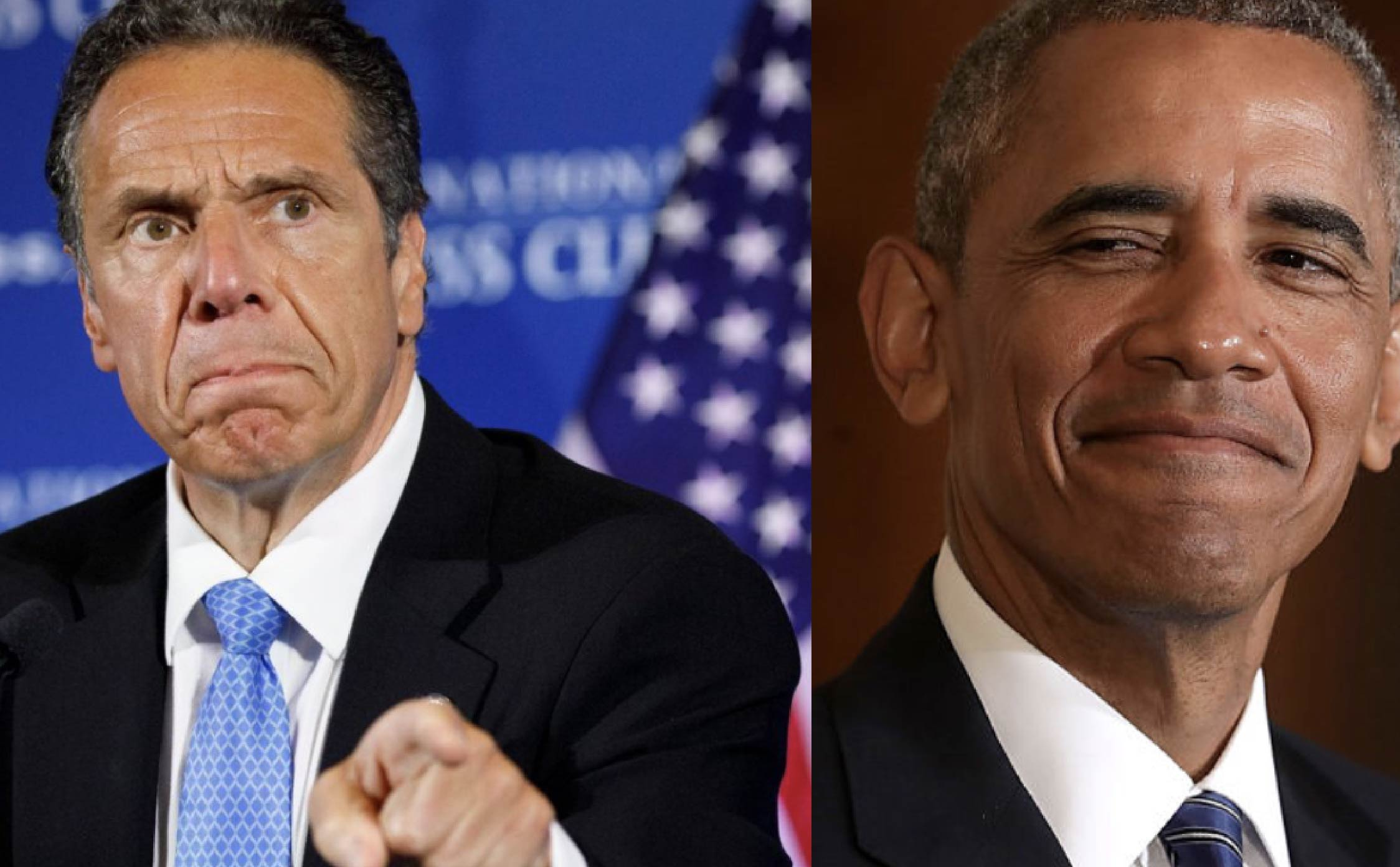 Explosive Theory Emerges on Why Cuomo is Being Eaten Alive By the Left - Hint: Obama