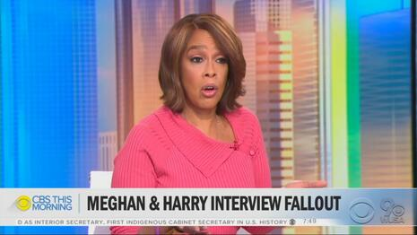 Gayle King Joins Oprah and Meghan Markle's PR War: Just Stop the Racism!