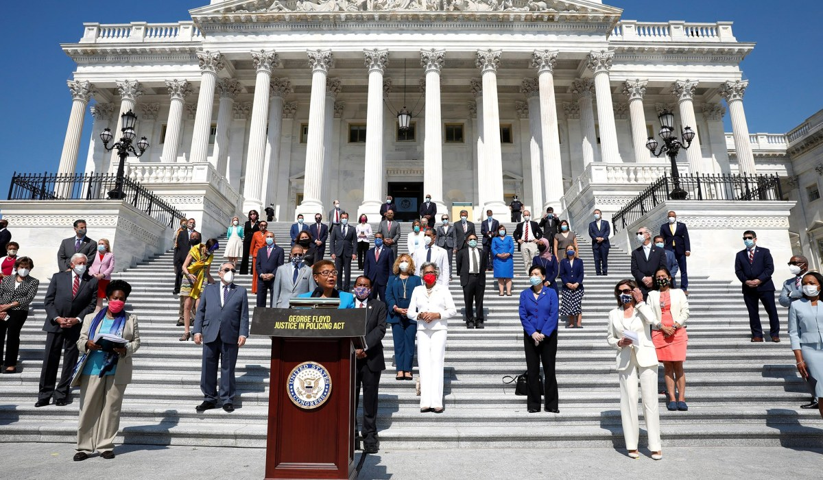 George Floyd Justice in Policing Act: Democrat Police-Reform Bill Would Not Advance Justice