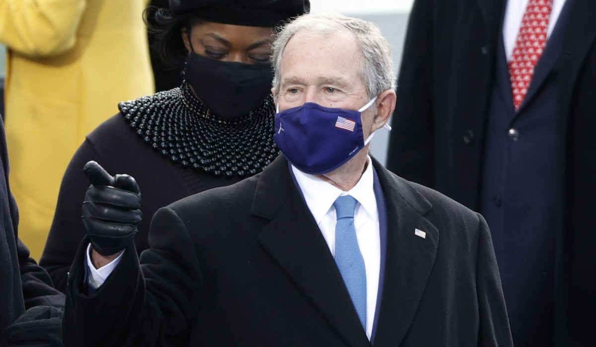 George W. Bush: Capitol Riots Made Him 'Sick to My Stomach'