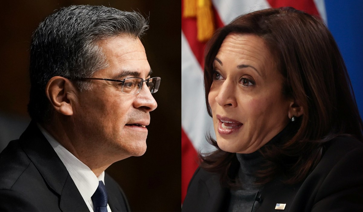 Guess Who Just Admitted Kamala Harris and Xavier Becerra Violated the First Amendment