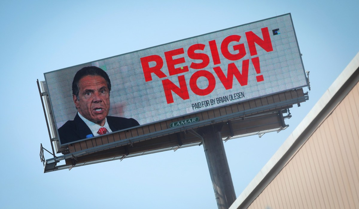 If Democrats Circle the Wagons around Andrew Cuomo, They're Just Asking for Worse Behavior