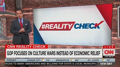 Is CNN's 'Reality Check' Attacking Fox News Based in Reality?