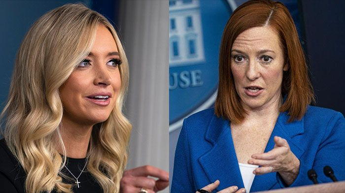 """Kayleigh Believes Psaki's """"Circle Back"""" Comment is Actually a Sign That Biden's Been """"Cut Off"""""""
