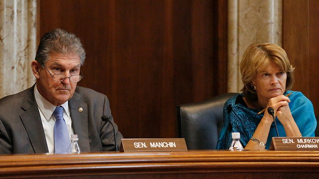 Manchin Says He Will Support More Democratic Initiatives