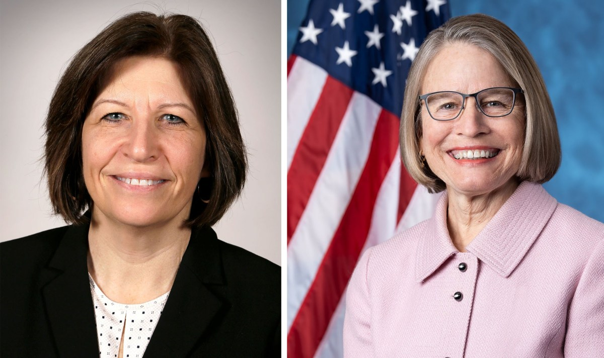 Mariannette Miller-Meeks & Rita Hart -- How Goes the Democrats' Attempt to Steal a Congressional Race?