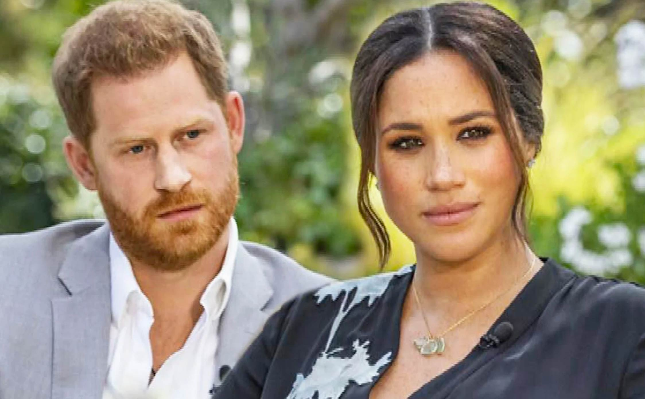 """Meghan and Harry Had Ghoulish """"Plan B"""" For Oprah Interview That They Didn't Have to Use..."""