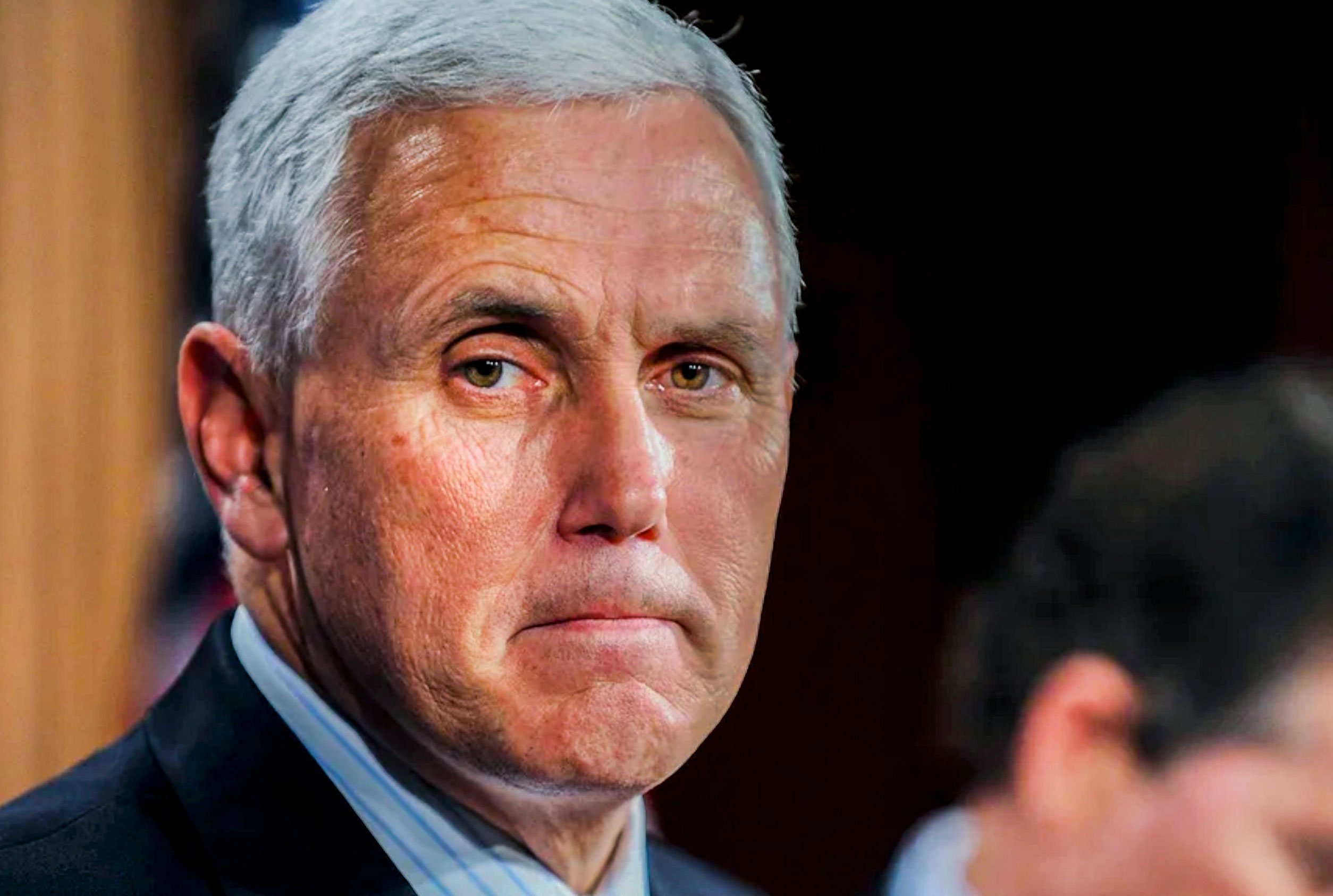 Mike Pence Can't Contain His Lust For Power With This Latest Move