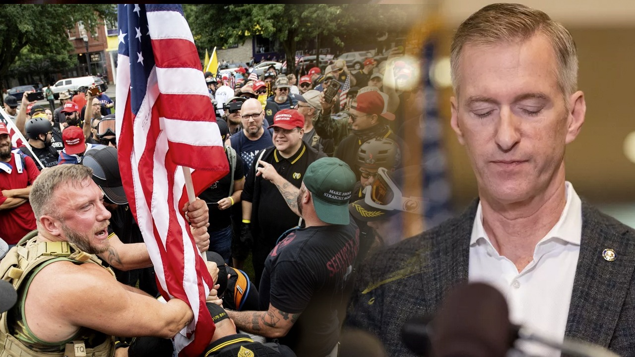 OP-ED: So The Portland Dem Mayor Wants To Refund Police Due To Months Of Anarchy