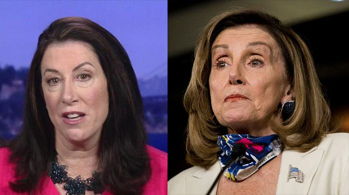 Pelosi's Daughter Tries Slamming Gov DeSantis But Ends Up Getting Walloped With Her Mom's Past Stupidity
