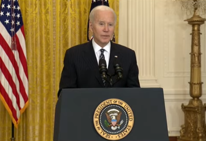 President Biden Delivers Remarks on the State of Vaccinations - 3/18/21