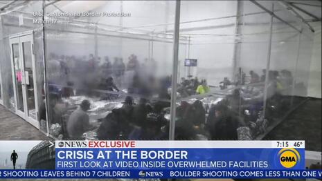 Reality Sets In? ABC Appalled at Biden's 'Jail-Like' Horror at the Border