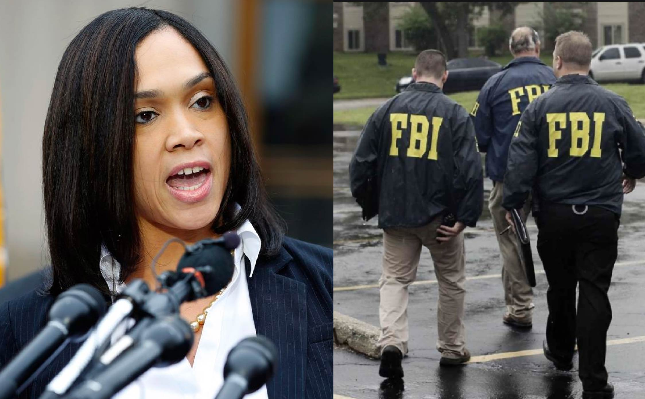 Remember Baltimore Dem Marilyn Mosby? Well, Feds and Grand Jury Are Now Taking Her Down...