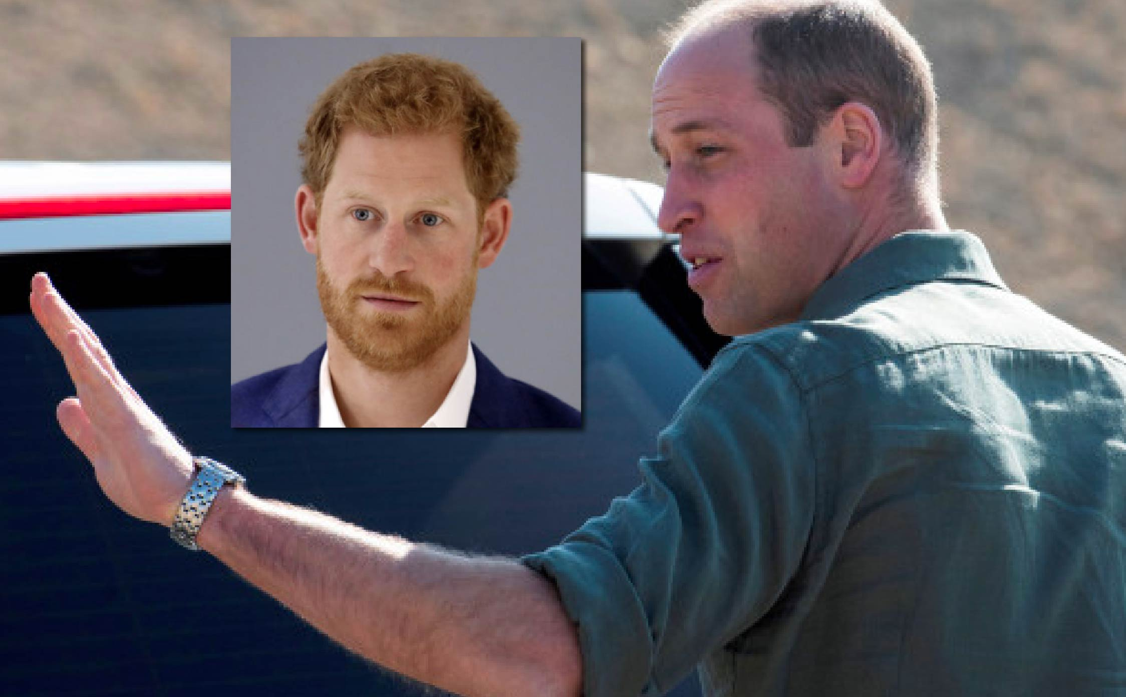 Royal Expert Who Knows Both Willam and Harry, Says They're Done...