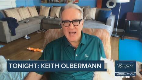 So It's Come to This: Keith Olbermann Is Absolutely Right (on Cancel Culture)