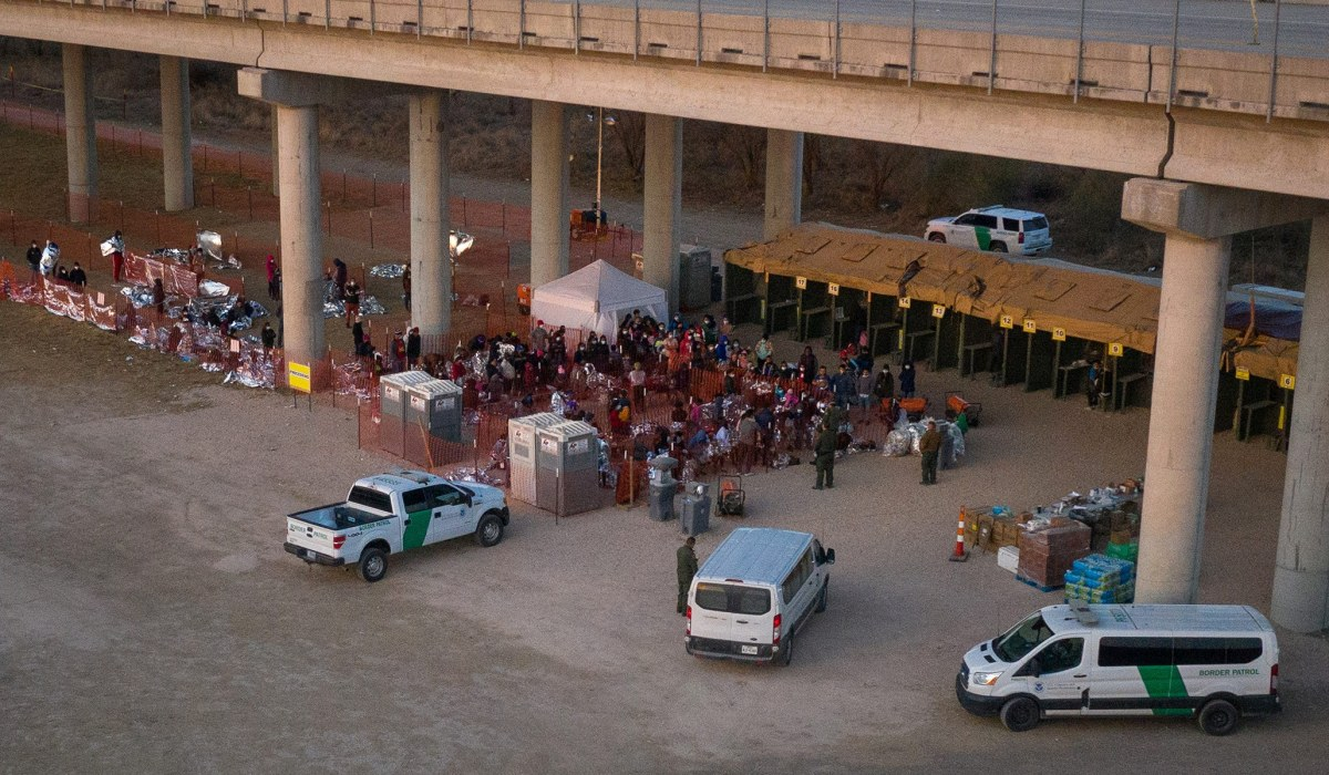 Southern Border Migrant Crisis: ICE Houses Families in Hotels