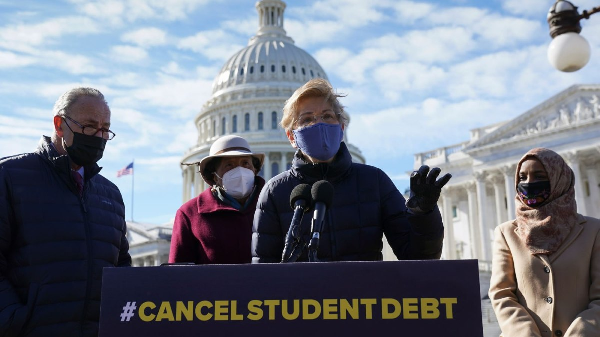 The Income-Driven-Repayment Alternative to Student-Loan Cancellation