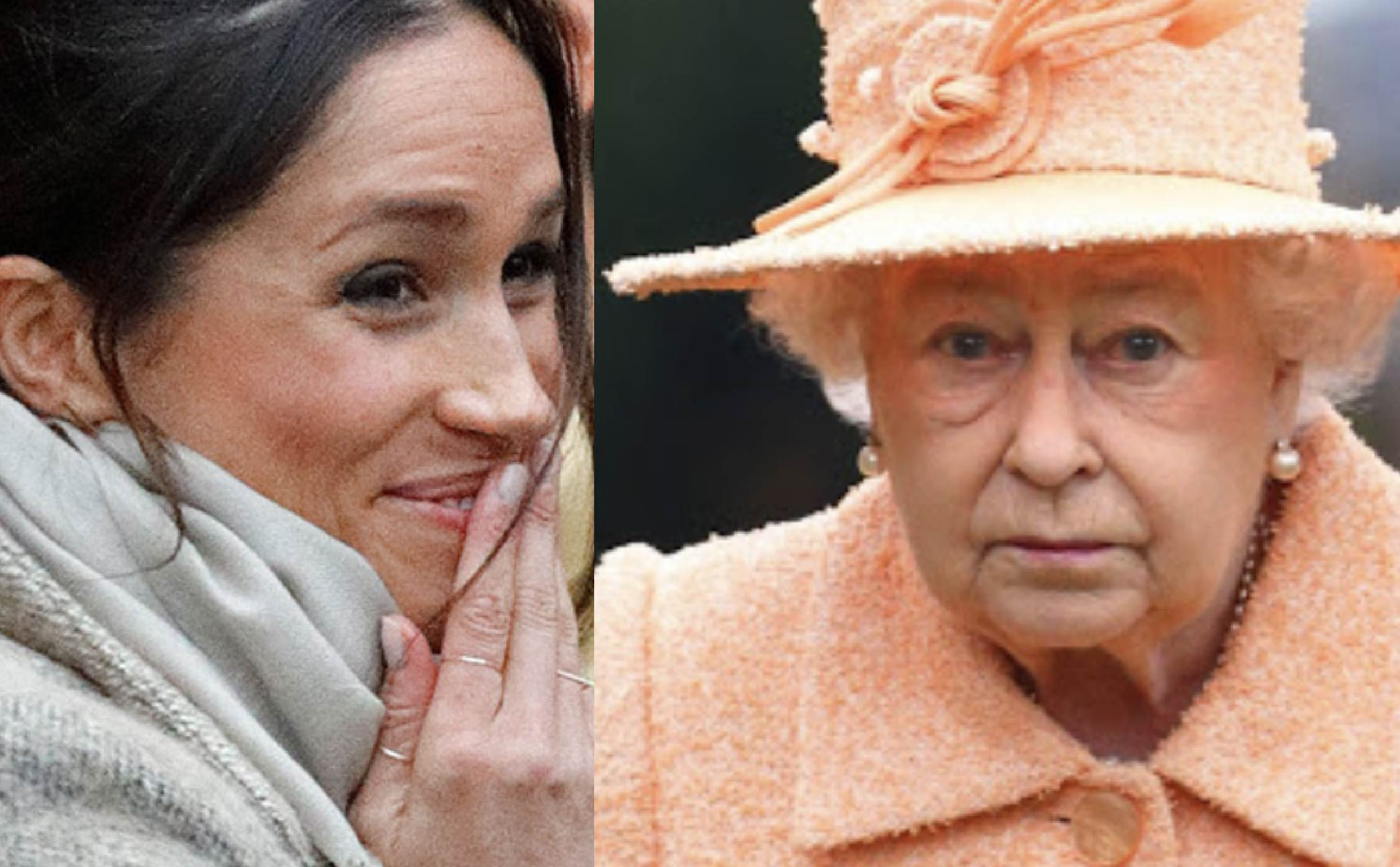 The Royals Are Done...Queen Just Caved Big Time to Meghan and Harry