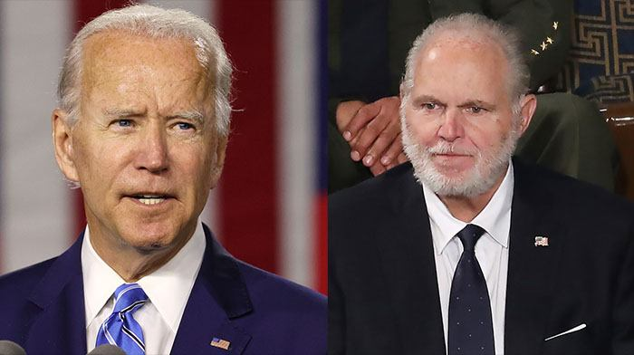 """This Rush Limbaugh """"Biden Prophecy"""" is Suddenly Coming True Right Before Our Eyes"""