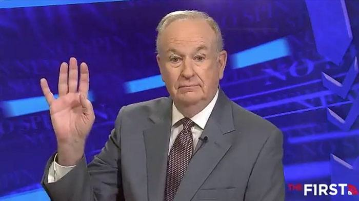 """[VIDEO] Bill O'Reilly is Back on The Air to Take On Biden, and Tonight He Unleashed The """"Kraken"""""""