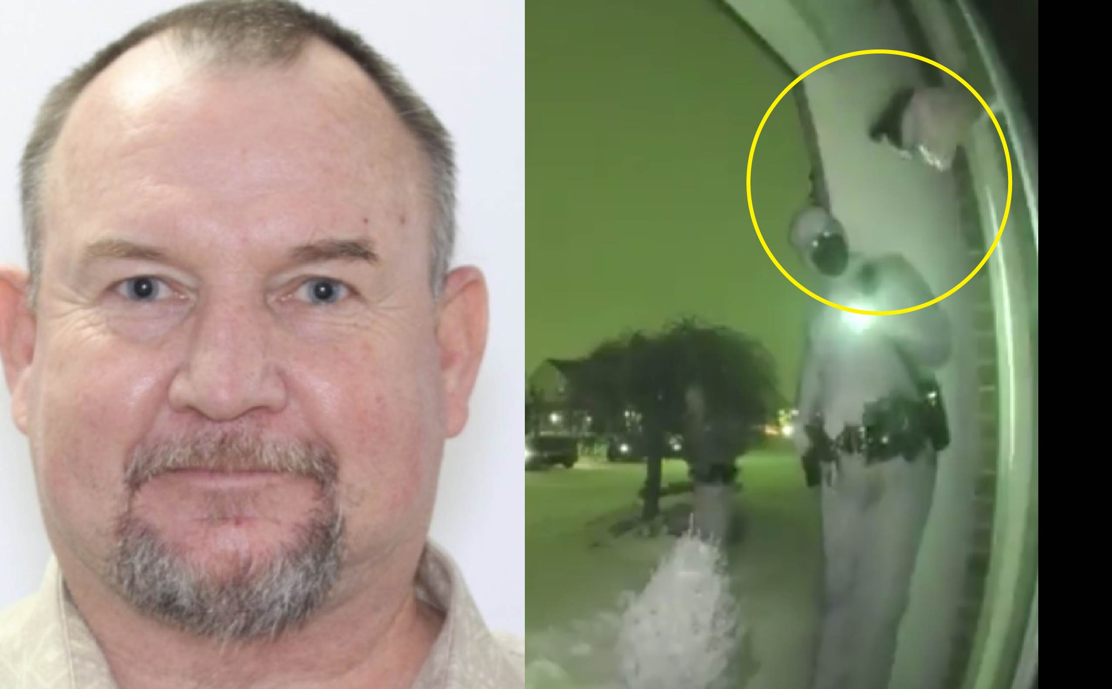 [VIDEO] Cop on Wellness-Check in Fancy Suburb Nearly Died When Home Owner Opens Fire