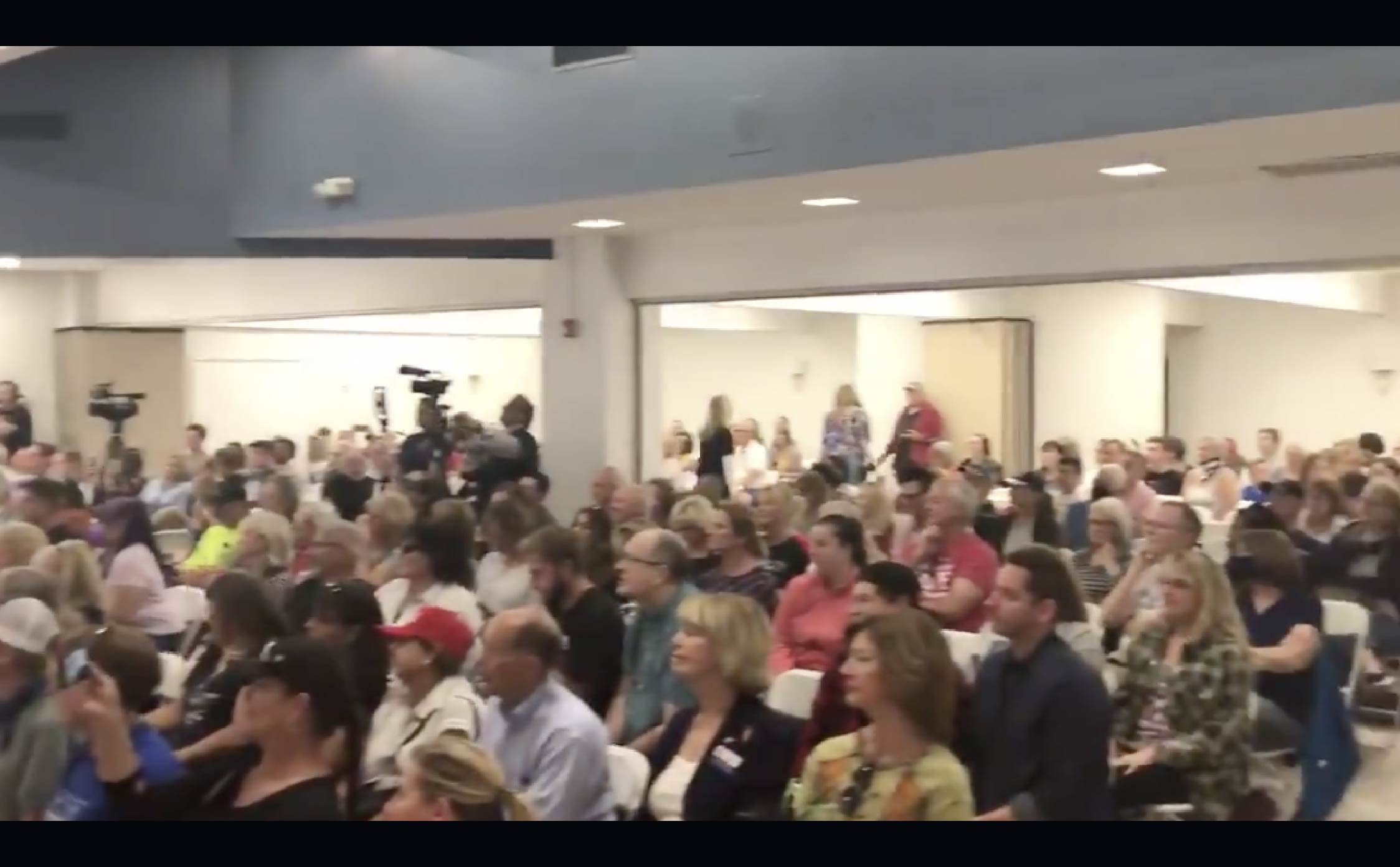 [VIDEO] Look at This Crowd of Patriots Who Gathered to Learn How to Change Bad Election Laws