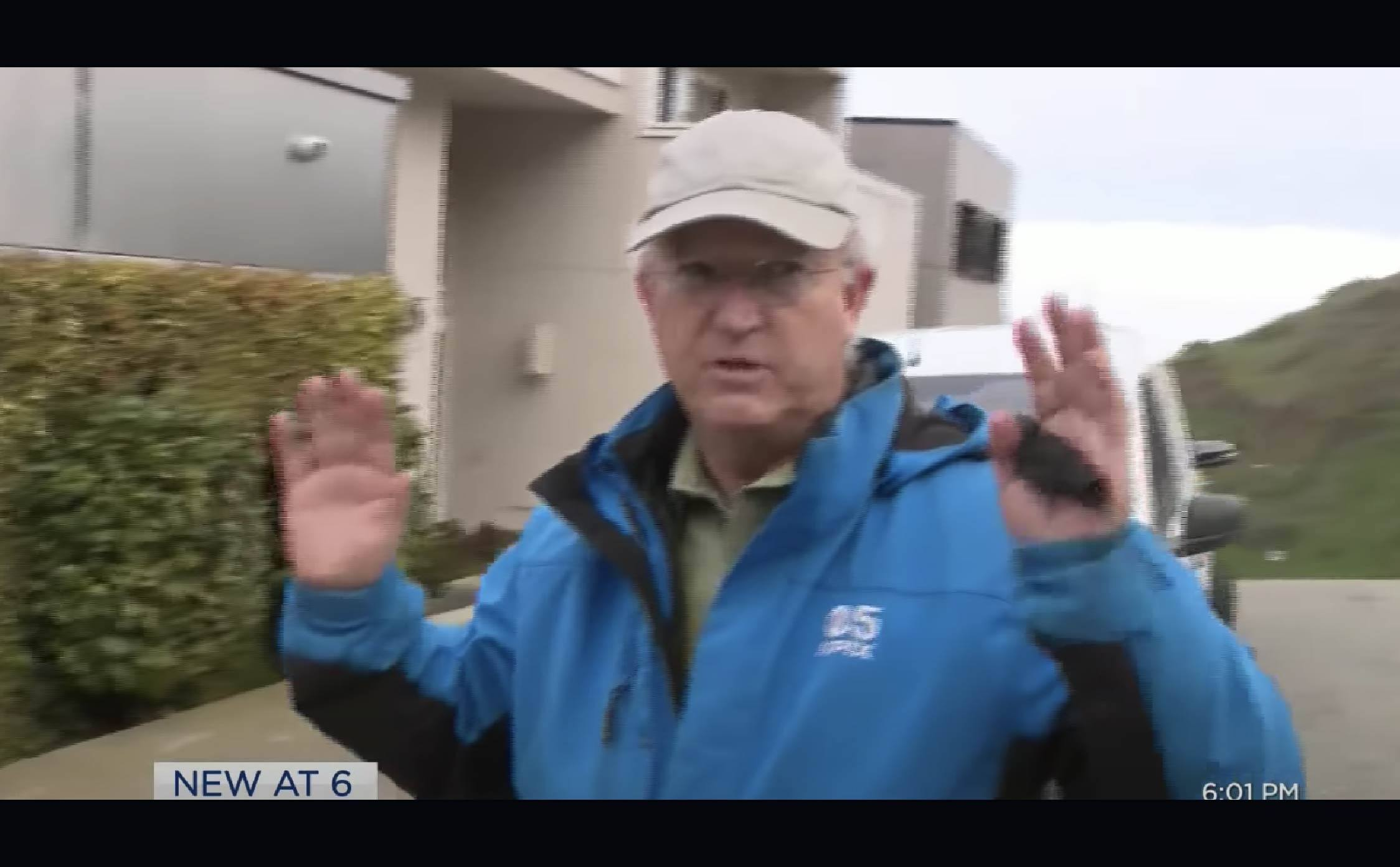 [VIDEO] Reporter Goes to San Fran to Cover Soaring Crime Wave and Gets Robbed at Gunpoint