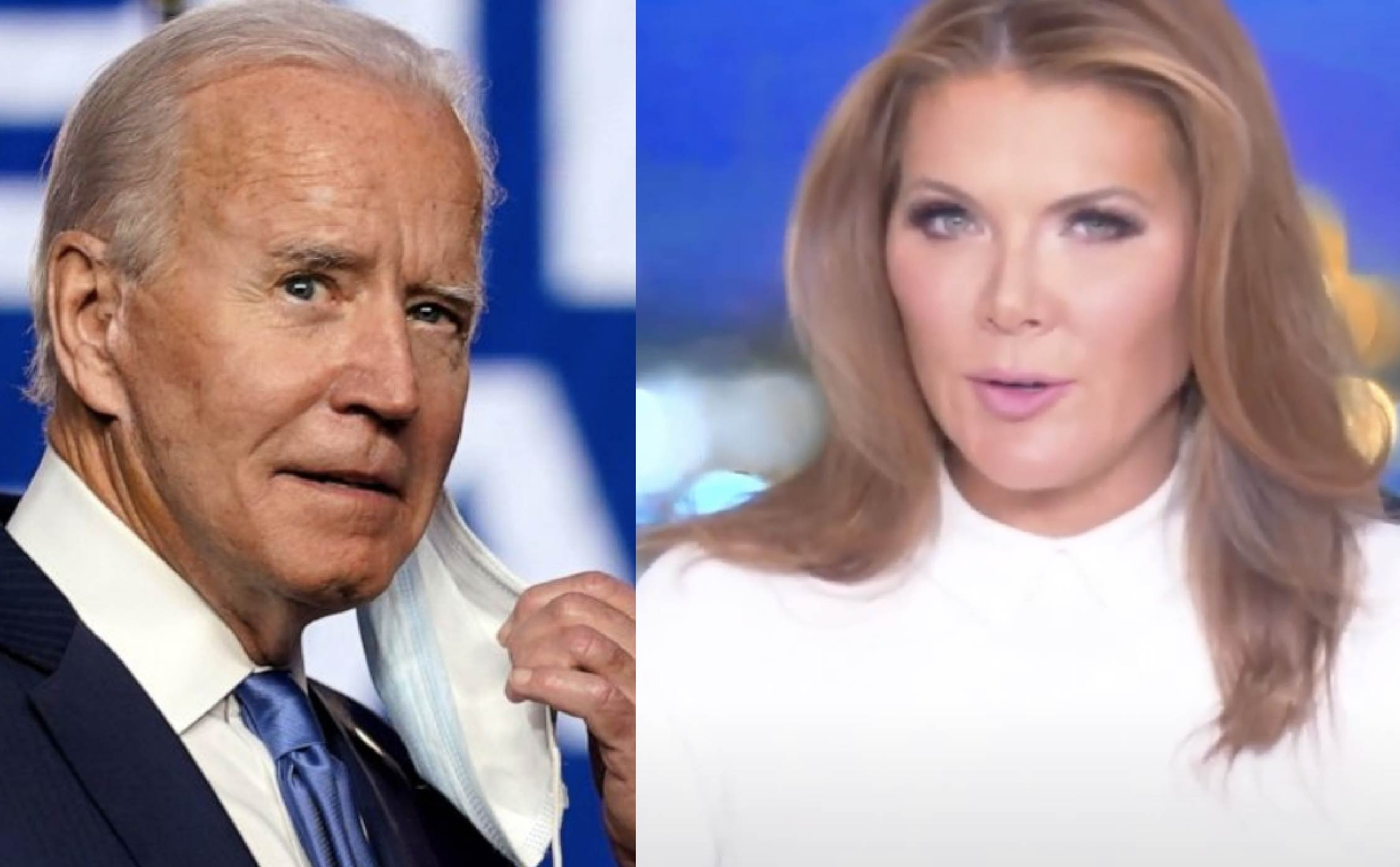 """[VIDEO] Trish Regan's Theory on What Biden is """"Really Doing"""" With COVID Bill Will Open Your Eyes..."""