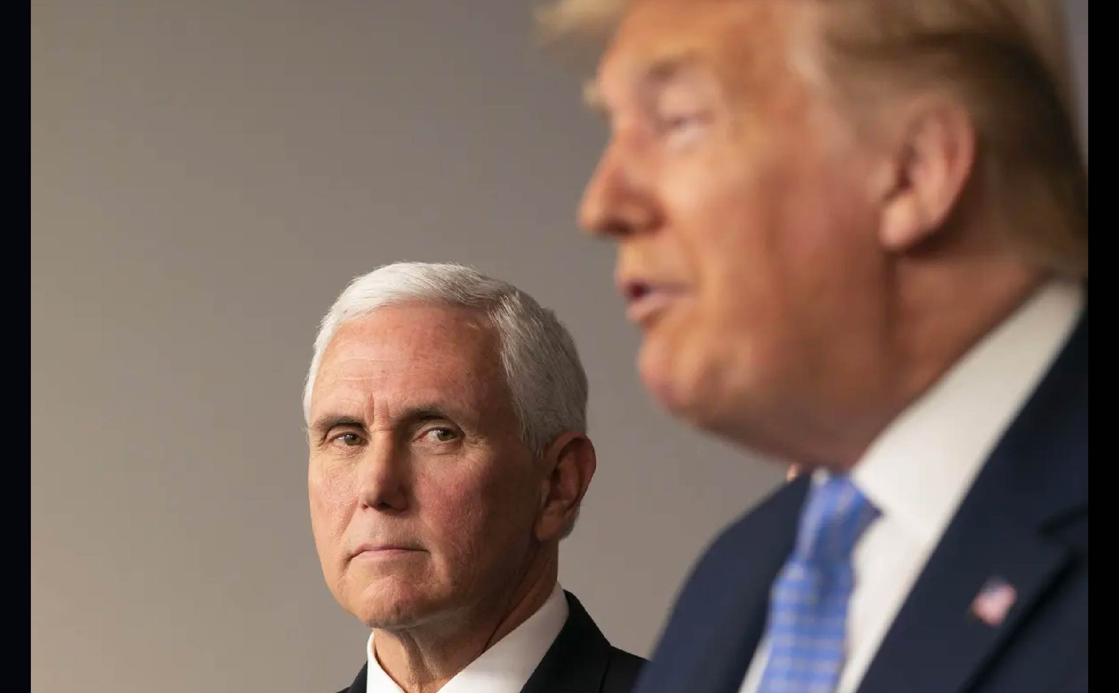 What is Mike Pence Doing? His Latest Move Has MAGA Scratching Their Heads...