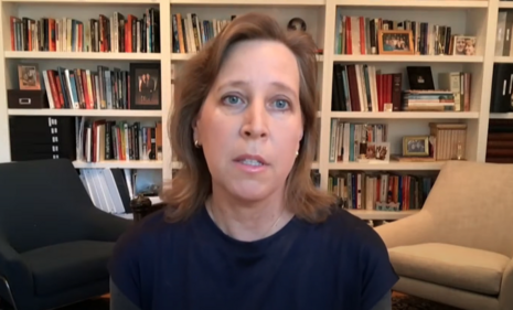 YouTube CEO Wojcicki Says Trump Account to Be Restored…When Platform Says It's Safe