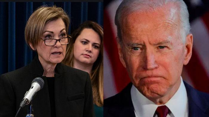 'Not Our Problem' Iowa Just Refused Joe's Pleas to House His Migrants
